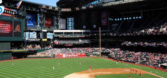 Chase Field Tour