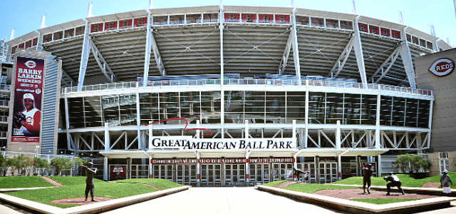 Great American Ball Park Tour