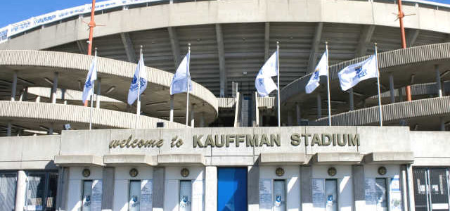 Kauffman Stadium Tour
