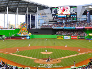 Marlins Park Tour