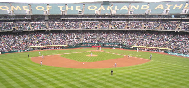 Oakland-Alameda County Coliseum Tour
