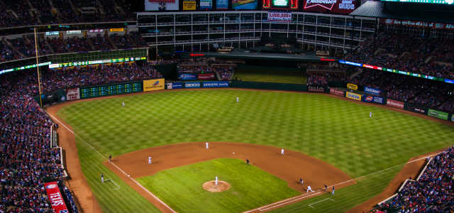 Rangers Ballpark in Arlington Tour